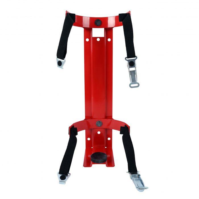 ARSKA Ajoneuvoteline 12kg punainen